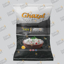 BOPP Laminated Rice Packaging Bags with Plastic Handle