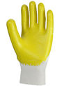 Half 3/4 Dipped Industrial Nitrile Dipped Gloves