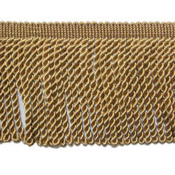 Golden bullion Fringe Lace