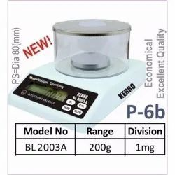 Analytical Balance 1mg (Economical model)
