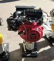 Honda GX-160 Petrol Orange Tamping Rammer