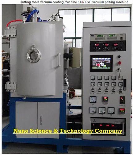 Thin Film Vacuum Deposition System PVD Plating Machine