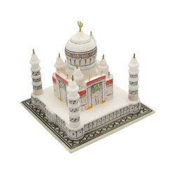 Marble Taj Mahal Replica