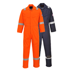 Inherent Flame Resistance Coveralls