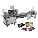 Fully Automatic Tray Sealing Machine