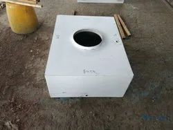 FRP Rectangular Septic Tank