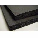 Black Nitrile Rubber Foam