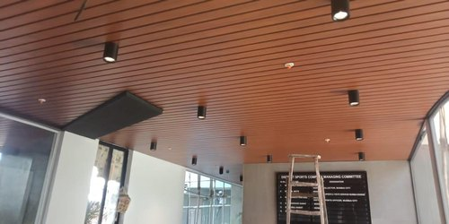 84 C Linear Ceilings