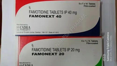 Famotidine Tablets I P