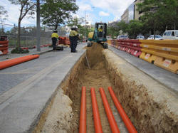 Underground Cable Laying Underground Cabling In India