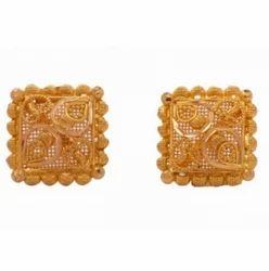 TOP 953 CG Gold Earring