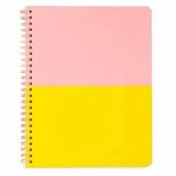 Plain Rough A4 Notebook