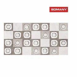 Somany T30602622 9.5 mm Magnum Beige HL 01 Wall Tile, Size: 300 x 600 mm