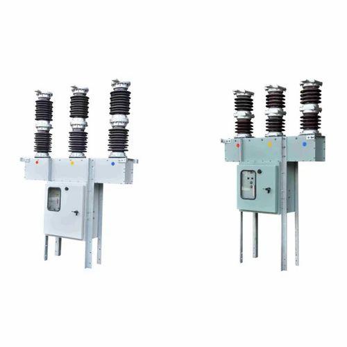 Vacuum Circuit Breaker 36kv Outdoor Porcelain Clad Vacuum Circuit Breaker Manufacturer From Yamuna Nagar