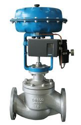 Pneumatically Controlled Valves