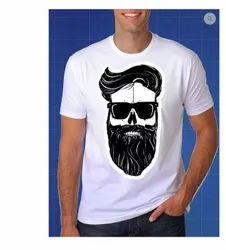 My Beard Printed T Shirts
