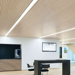 84R Linear Ceiling System