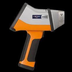 Hitachi Handheld XRF Analyser X-MET8000