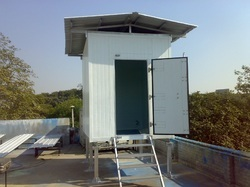 Waterproof Telecom Shelters