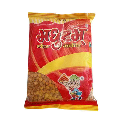 Madhuram Besan Bundi Namkeen, 500gm, Packaging Type: Packet