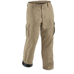 Medium Ice and Water Mens Cotton Cargo Pants