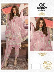 Thankar Stylish latest Embroidered Pakistani Suit