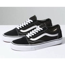White & Black Casual Shoes