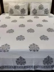 Hand Printed Bedsheets