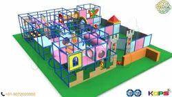 Indoor Soft Play KAPS J3010
