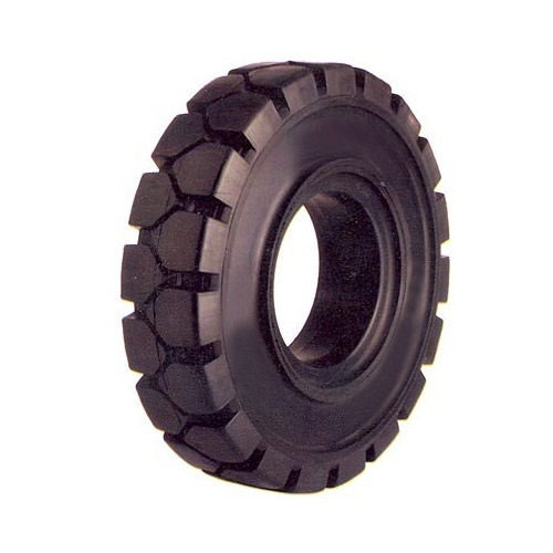 Black Forklift Tyre, Size: 7-12 inch, A 2 Z Fork Lifter | ID: 17275737788