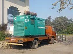 Silent 5-1010 kVA Generator Rental Services, in Pan India, 230 V & 415 V