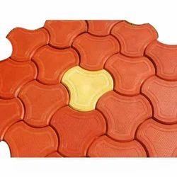 Cosmo Concrete Interlocking Tiles, Thickness: 60 - 80 mm
