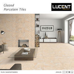 Modern Glazed Vitrified Tile