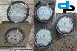 Aerosense Model Asg -150 Cm Differential Pressure Gauge Ranges 0-150 Cm