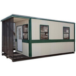 FRP Portable Site Office Cabin