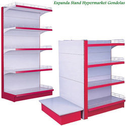 Gondola Unit Gondola Shelving Latest Price