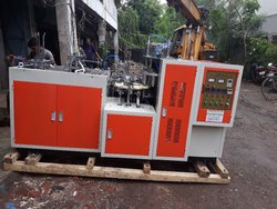 Three Phase Fully Automatic Paper Cup Making Machine