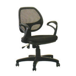 XLE-2016 Net Back Chair