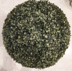 Plastic Artificial Green Leaves Ball