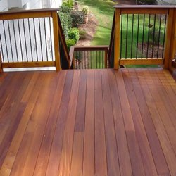 Brown Pine Wood Decking, For Outdoor