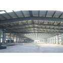 Steel Peb Fabrication With Erection