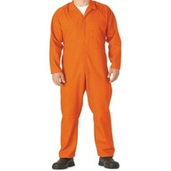 Cotton Coverall Suit
