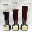 Wooden Award Trophy