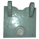 Y Lever Plate