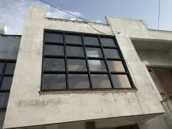 Anodized Aluminium Fixed Window, Size/Dimension: 15@12