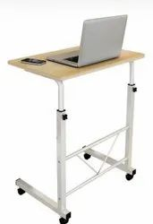 Trends Metal And Wood Height Adjustable Study Table Work From Home