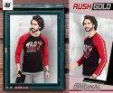 Rush Gold Mens Round Neck T Shirt