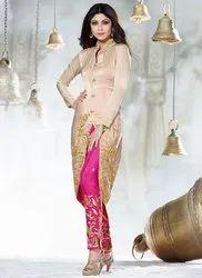 Ladies Anarkali Pant Suit