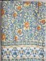 Designer Printed Single Bed Sheet
