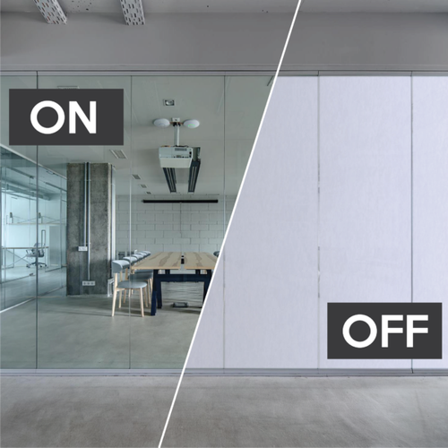 Switchable Smart Glass